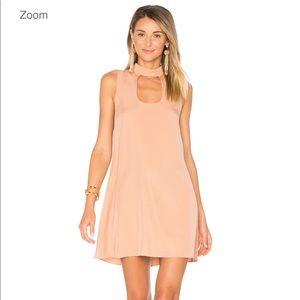 Lovers + Friends Escape Dusty Pink Dress